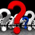 Questions qui nous aident à réfléchir
